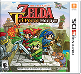 The Legend of Zelda Tri Force Heroes Free eShop Download Codes