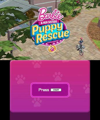 Barbie and her Sisters Puppy Rescue Free eShop Download Codes 3