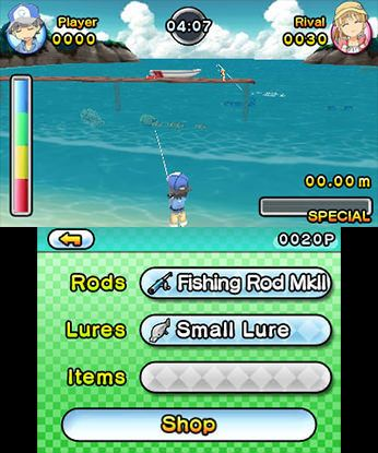 Family Fishing Free eShop Download Codes 2