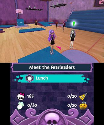 Monster High New Ghoul in School Free eShop Download Codes 1
