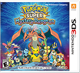 Pokemon Super Mystery Dungeon Free eShop Download Codes