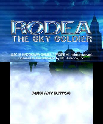 Rodea the Sky Soldier Free eShop Download Codes 3