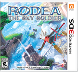 Rodea the Sky Soldier Free eShop Download Codes