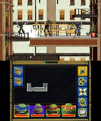 Teenage Mutant Ninja Turtles Master Splinter's Training Pack Free eShop Download Codes 3