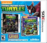 Teenage Mutant Ninja Turtles Master Splinter's Training Pack Free eShop Download Codes