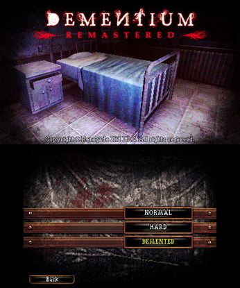 Dementium Remastered Free eShop Download Codes 1