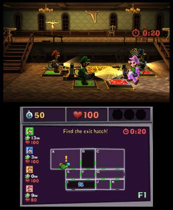 Luigi's Mansion Dark Moon Free eShop Download Codes 2