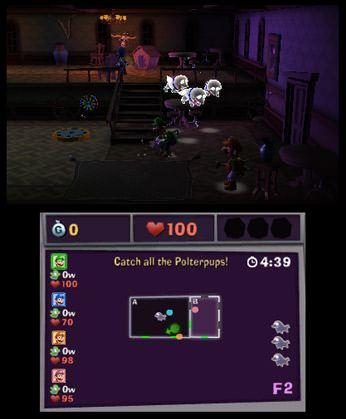 Luigi's Mansion Dark Moon Free eShop Download Codes 3