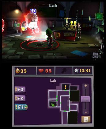 Luigi's Mansion Dark Moon Free eShop Download Codes 7