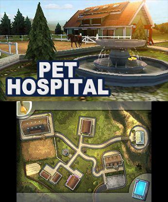 PET HOSPITAL 3DS Free eShop Download Codes 5