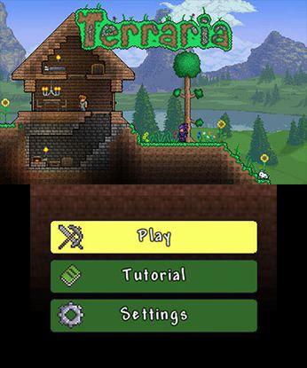 Terraria 3DS Free eShop Download Codes 3