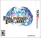 Final Fantasy Explorers 3DS Free eShop Download Codes