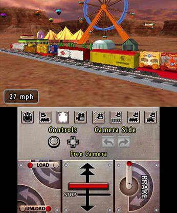 Lionel City Builder 3D Rise of the Rails 3DS Free eShop Download Codes 2