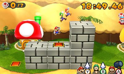 Mario & Luigi Paper Jam Free eShop Download Codes 7