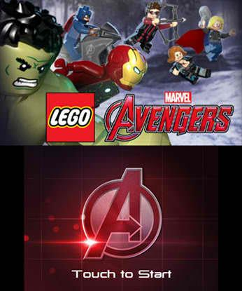 LEGO Marvel's Avengers Free eShop Download Codes 1