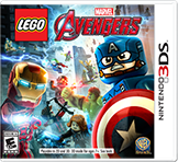 LEGO Marvel's Avengers Free eShop Download Codes