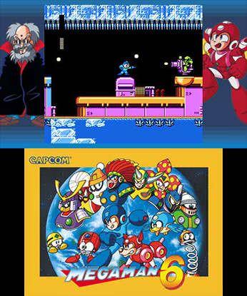 Mega Man Legacy Collection Free eShop Download Code 1