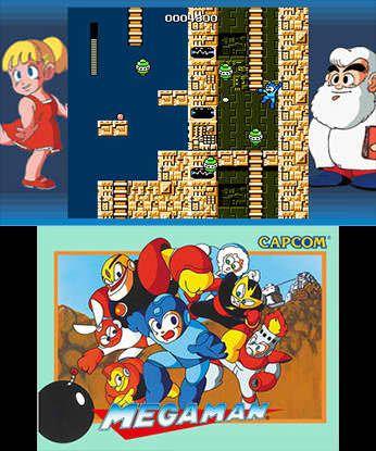 Mega Man Legacy Collection Free eShop Download Code 6