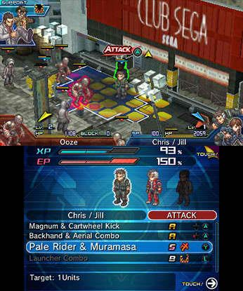 Project X Zone 2 Free eShop Download Codes 3