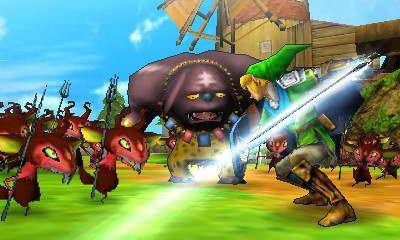 Hyrule Warriors Legends Free eShop Download Code 2