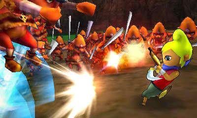 Hyrule Warriors Legends Free eShop Download Code 3