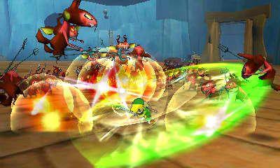 Hyrule Warriors Legends Free eShop Download Code 4