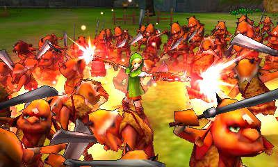 Hyrule Warriors Legends Free eShop Download Code 6
