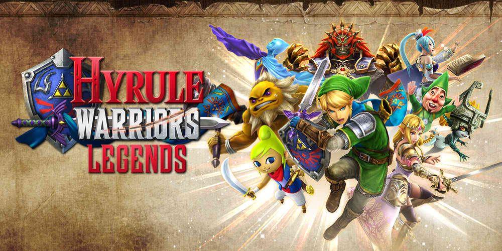 Hyrule Warriors Legends 3ds Free Download Codes Nintendo Eshop