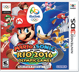 Mario & Sonic at the Rio 2016 Olympic Games Free eShop Download Code 1