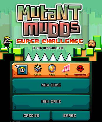 Mutant Mudds Super Challenge Free eShop Download Code 4
