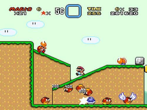 Super Mario World Free eShop Download Code 1