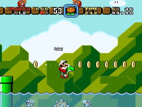 Super Mario World Free eShop Download Code 2