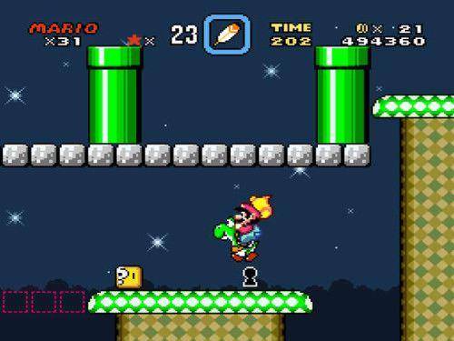 Super Mario World Free eShop Download Code 3