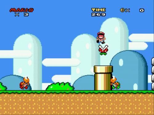 Super Mario World Free eShop Download Code 5