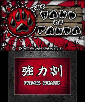 The Hand of Panda Free eShop Download Code 3