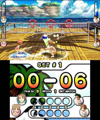 Super Strike Beach Volleyball Free eShop Download Code 1