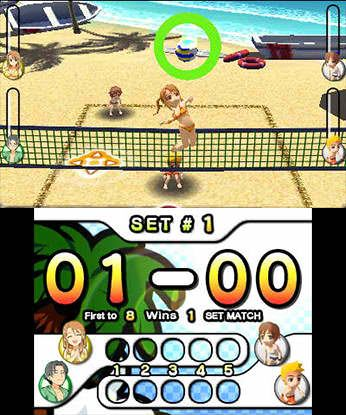 Super Strike Beach Volleyball Free eShop Download Code 2