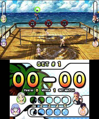 Super Strike Beach Volleyball Free eShop Download Code 3