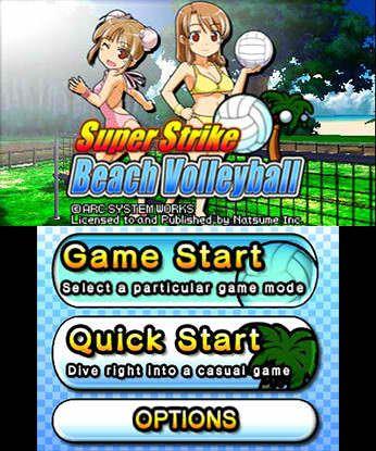 Super Strike Beach Volleyball Free eShop Download Code 6