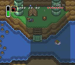 The Legend of Zelda A Link to the Past 2