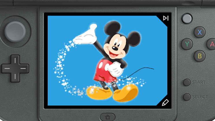 Disney Art Academy Free eShop Download Code 3