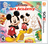 Disney Art Academy Free eShop Download Code