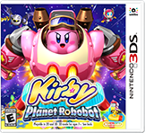 Kirby Planet Robobot Free eShop Download Code