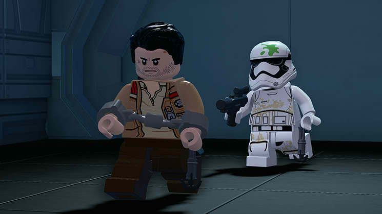 LEGO Star Wars The Force Awakens Free eShop Download Code 3