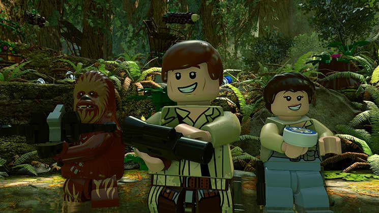 LEGO Star Wars The Force Awakens Free eShop Download Code 4