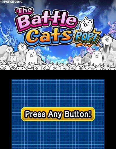 The Battle Cats POP! Free eShop Download Code 2