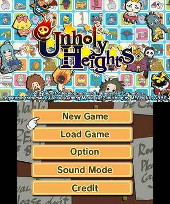 Unholy Heights Free eShop Download Code 3