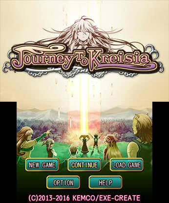 Journey to Kreisia Free eShop Download Code 5