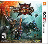 Monster Hunter Generations Free eShop Download Code