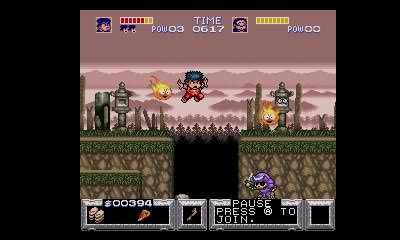 The Legend of The Mystical Ninja 1